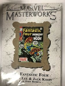 Marvel Masterworks The Fantastic Four Vol.62 (2014) Marvel TPB SC Stan Lee