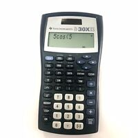 Works! Texas Instruments (TI-30X IIS) Scientific Solar Calculator - no case