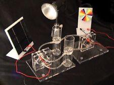 Brennstoffzelle Solarzelle Elektrolyse Physik fuel cell