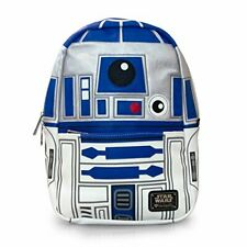 Loungefly Star Wars R2-D2 Mini Faux Leather Backpack