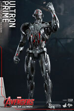 """Hot Toys MMS284 Ultron Prime Avengers 2 Age of Ultron 16"""" 1/6 Scale Figure"""