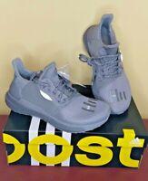 NEW Adidas Pharrell Williams Hu Solar Proud Running Shoe EF2380 Size 4 UK 4.5 US
