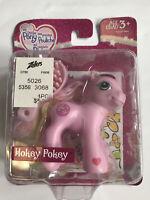 Hasbro MLP. My Little Pony G3. Accessories. Back Card. BABY HOKEY POKEY