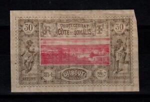Colonies - Cote des Somalis - YV 13 N* , Cote 25 Euros (CK101)