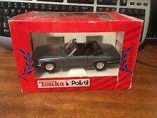 Tonka Polistil 1/25 Scale Jaguar XJS V12 Convertible - Blue - Boxed