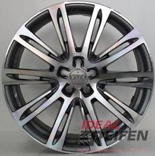 4 Audi A5 S5 8T B8 20 Zoll Alufelgen Original Audi A8 4HAG S-Line Felgen TG-P