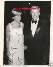 Original Photo Andy Williams & Laurie Wright 7-30-82