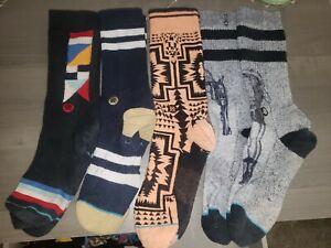 Stance Sock 4-Pack Lot