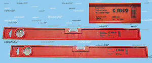 2 Stück Elektriker - Sicherheits - Wasserwaage Fa. Cimco / Sola 211436 NEU