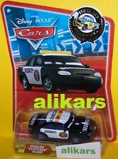 F - MARLON CLUTCHES McKAY- #126 Final Lap Collection Security Disney Cars auto