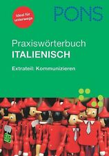 PONS Praxiswörterbuch Italienisch, 623 Seiten NEU