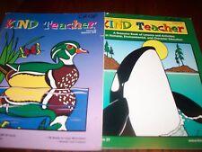 KIND TEACHER GRADES K-6 POSTERS CARDS WORK SHEETS AWARDS