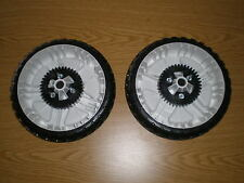 "OEM Toro  Lawnmower Rear drive Personal pace Wheels  8""  138-3216 (Set of 2)"