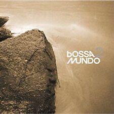 CD Bossa Mundo Vol 2 by Various Artists 2002 NEW SEALED