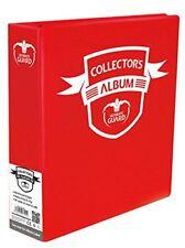 ULTIMATE GUARD PREMIUM COLLECTOR'S ALBUM A4 ROSSO RACCOGLITORE YUGIOH NUOVO TDP8