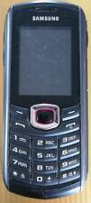 Samsung b2710 téléphone portable-Noir-d' occasion acceptable -