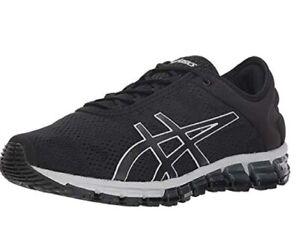 Asics Men's Gel-Quantum 180 Running Shoes; Black
