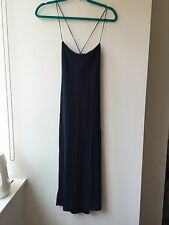NWOT T By Alexander Wang Modal Cut Out Cami Dress Size Large