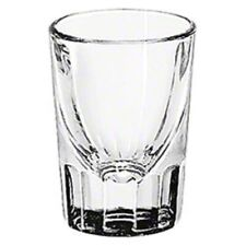 2 oz Fluted Clear Shot Glass Whiskey Rum Vodka Liquor Bar by Libbey 5126 1 dozen