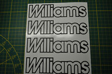 STICKER  Clio  Williams Renault Sport