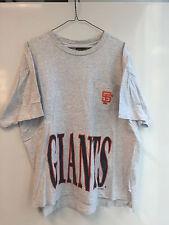 Vintage 1989 San Francisco SF GIANTS T-Shirt MLB LARGE battle of the bay