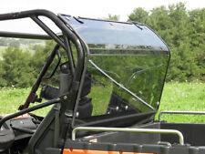 Clear Hard Lexan Back Panel + Standard Clamps ~ CF MOTO UForce 800 / 550 ~  NEW