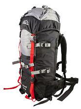 Lo05 LOAP trekking mochila kajuk 70l gris viajes senderismo
