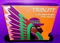 Tribute To The Native Peoples Of The Americas 3-Disc CD Box Set B543