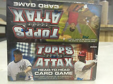 2009 Topps Attax Head to Head Card Game - 36 packs