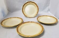 Mikasa Salad Plates: Set of 4 Whole Wheat E8000, Bread, Dessert, Side Dishes 8""