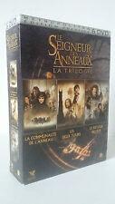 COFFRET 6 DVD LE SEIGNEUR DES ANNEAUX LA TRILOGIE - EDITION PRESTIGE