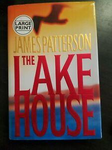 The Lake House by James Patterson, HC/DJ, Large Print
