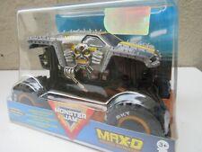 Hot Wheels Monster Jam Max-D Maximum Destruction 1:24 New & Sealed