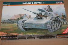 NEW Mistercraft (E-03): PzKpfw T-60 743 (r)  au 1/35