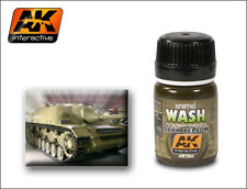 AK WEATHERING WASH FOR DARK YELLOW VEHICLES