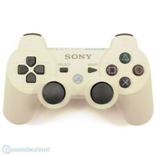 PS3 - Original DualShock 3 Wireless Controller #weiß [Sony] vergilbt