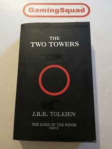 The Two Towers, Tolkien PB Book, Supplied by Gaming Squad