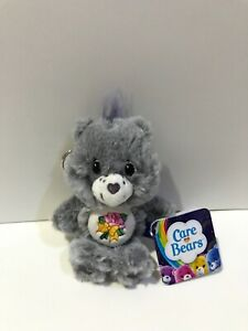 "Care Bears Grams Bear Mini Toy Plush keychain 5"""