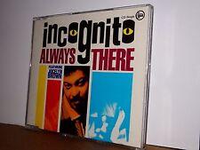 INCOGNITO Always There Feat. Jocelyn Brown  CD Singolo NUOVO NON SIGILLATO!!