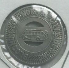Bloomington Illinois IL Bloomington Normal City Lines INC Transportation Token