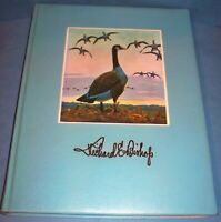 Ways of Waterfowl Bishop Limited Numbered Edition Leather Bound 2273 of 3000