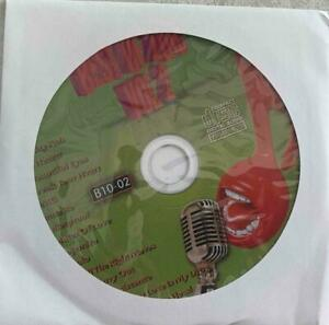 BEST OF 2010 KARAOKE CDG CD+G VOL 2 MUSIC SONGS CD TAYLOR SWIFT, MUSE COLLECTION