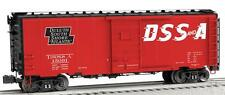 6-82150  Lionel - Duluth, South Shore & Atlantic  PS-1 Box Car 3 rail scale 0