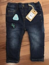 Debenhams Mantaray Boys Fleece Lined Jeans  9-12 Months