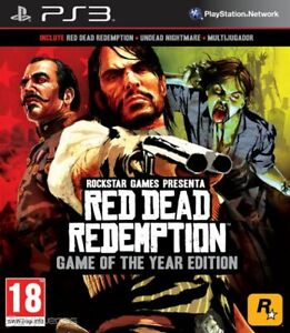Red Dead Redemption + DLC Pesadilla PS3