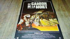LE CAMION DE LA MORT battletruck ! affiche cinema