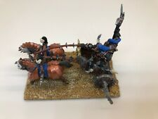 Warriors of Chaos Metal Chariot  OOP