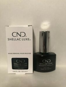 CND Shellac Luxe Top Coat 12.5ml