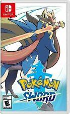 Pokémon Sword (Nintendo Switch,2019)