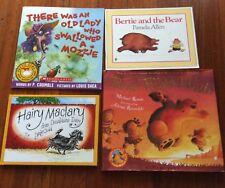 Lot of 4 childrens books